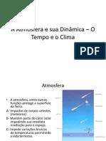 A Atmosfera e Sua Dinamica O Tempo I115201092927