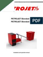 Petrojet Cazan Manual
