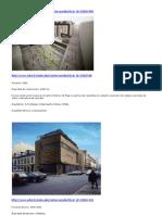 Ejemplos de Edificaciones en Centros Historicos