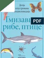 Decija Ilustrovana Enciklopedija - Politikin Zabavnik - Gmizavci_ Ribe_ Ptice