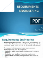 requirements engineering by varma