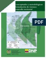Visiones Desarrollo Territorial