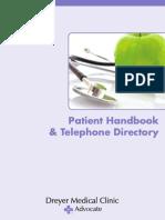dreyer patienthandbook jan12 web