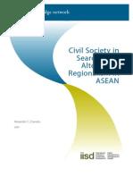 Civil Society Alt Regionalism Asean