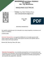 Maquinas Electricas Clase 01 (2007-200)