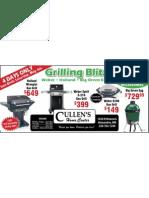 Cullens Grilling Blitz