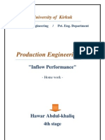 "inflow performance ""IPR"""