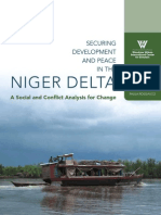 Securing Development and Peace in the Niger Delta