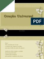 Crystal - Oracao Universal
