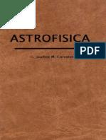 Astrofísica (C. Jaschek, M. Corvalan)