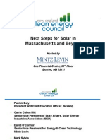 NECEC Solar Finance Event Slides 25Apr13