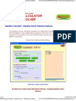 FREE Equation Calculator - Equations Solver 2.PDF