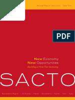 SACTO 2011-2012 Annual Report