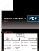 Procesos de Ingenieria de Software