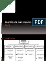 Procesos de Ingenieria de Software