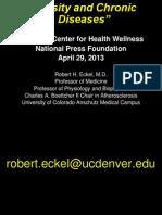 Obesity and Chronic Disease