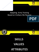 Obesity and Military Readiness