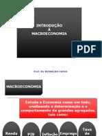 Introducao a Macroeconomia