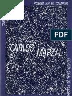 Carlos Marzal_Poesía en el campus