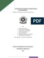 Penerapan Sistem Manajemen k3 Terintegrasi Di Konstruksi