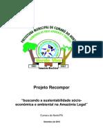 Projeto Produção de Mudas Florestais