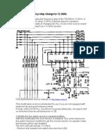 TR2300 12k5 Step Mod GB
