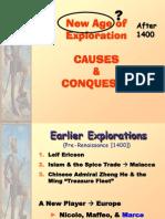 latin american and europeanexploration 2013