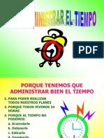 Administracion Del Tiempo.doc