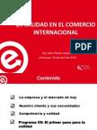 Informacion General - Programa Bpmm Fase i - Promperu Hcyo 2013