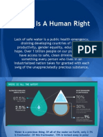 Water Is A Human Right - Advocacy Project.pdf