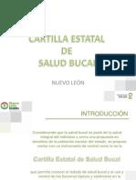 CARTILLA ESTATAL DE SALUD BUCAL NUEVO LEON