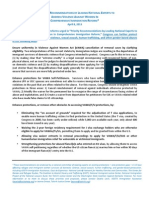 CIR - Additional Recommendations Backgrounder VAW FINAL 4-8-13