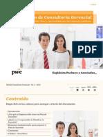 Consultoría Gerencial - Boletín 5 - Plan de Sucesión