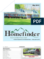 The McDowell News May Homefinder