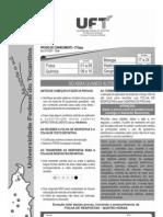 UFT 2012.1 Tarde