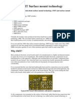Surface Mount Technology (SMT)