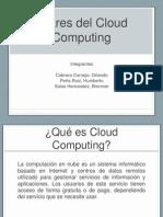 Pilares Del Cloud Computing