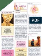 Rose of Light Newsletter May 2013
