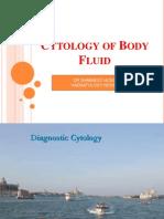 Cytology of Body Fluid
