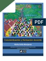 Ninfa Ávila Monjarás. Concientización y formación docente