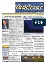 The Village Reporter - May 1st, 2013