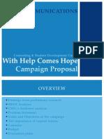 csdc campaign presentation