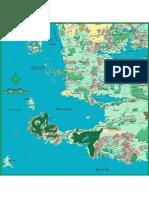 Nice Swordcoast Map With Part of Dambrath