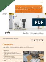 Consultoría Gerencial - Boletín 3 - Supply Chain Management (SCM) - SIOP