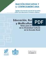 Us Soc, Educacion Ruralidad y Multiculturalidad