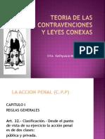 Teoria de Las Contravenciones y Leyes Conexas