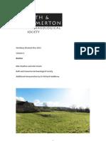 Westbury Moated Sites 2012 - Bratton