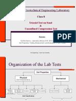 10 Triaxial Test