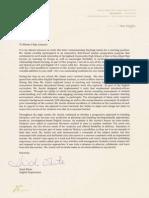 heidi white reference letter