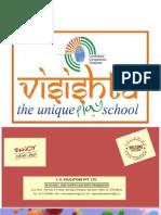 Visistha Play School Brochure